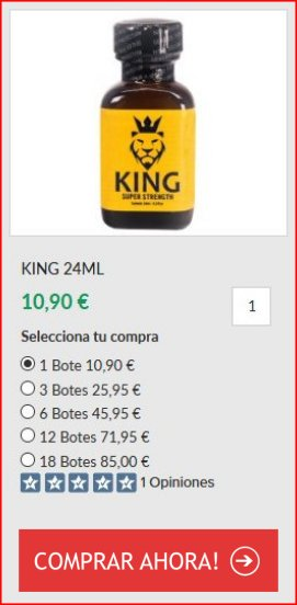 Poppers King
